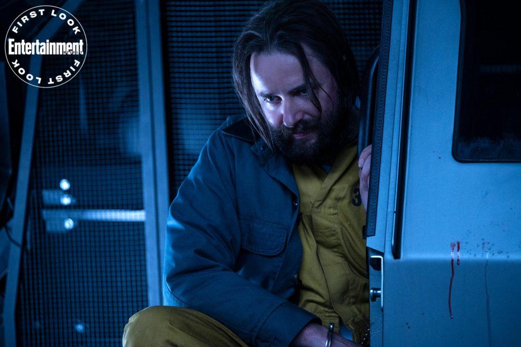 Entertainment Weekly publica la primera imagen de Jonathan Crane en la tercera temporada de Titans