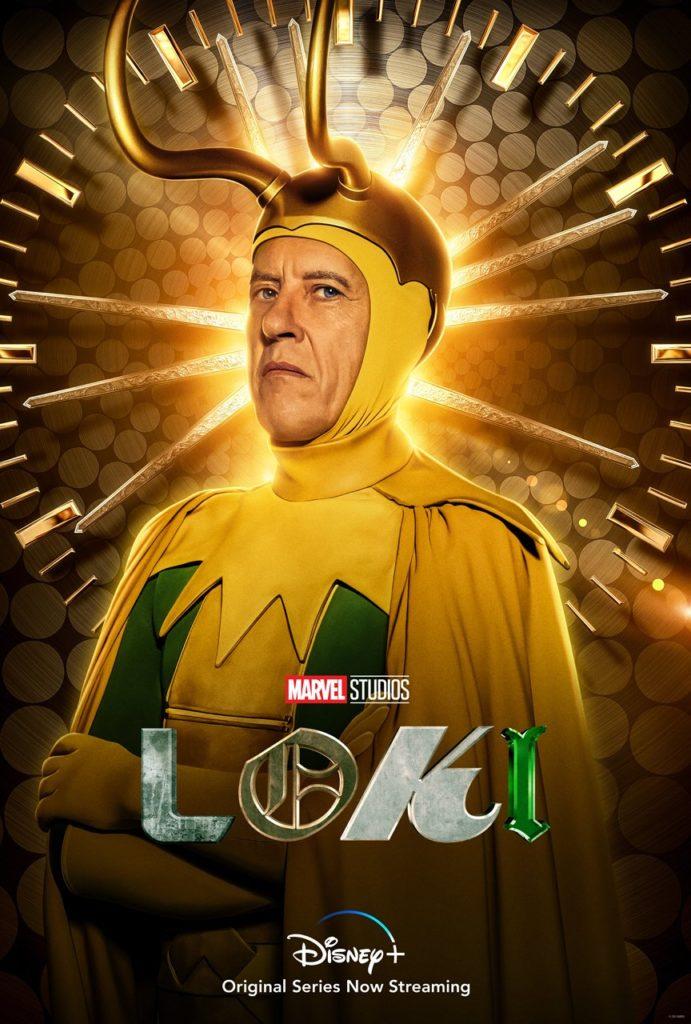 Póster de Loki