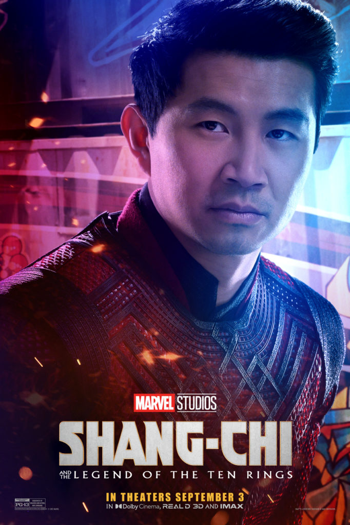 Póster de Shang-Chi y La Leyenda de los Diez Anillos