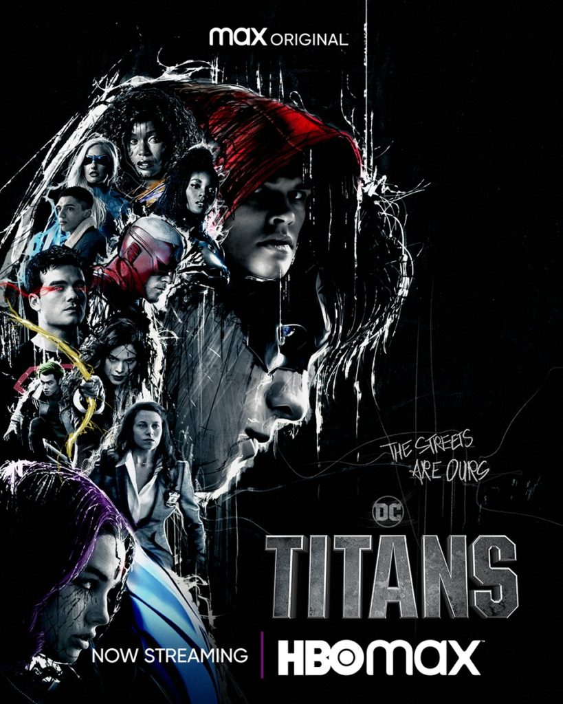 Nuevo póster de Titans