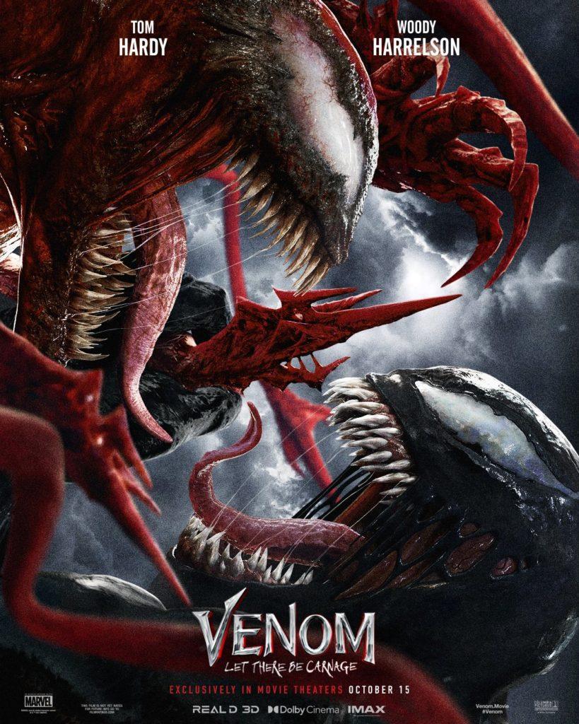 Póster de Venom: Let There Be Carnage