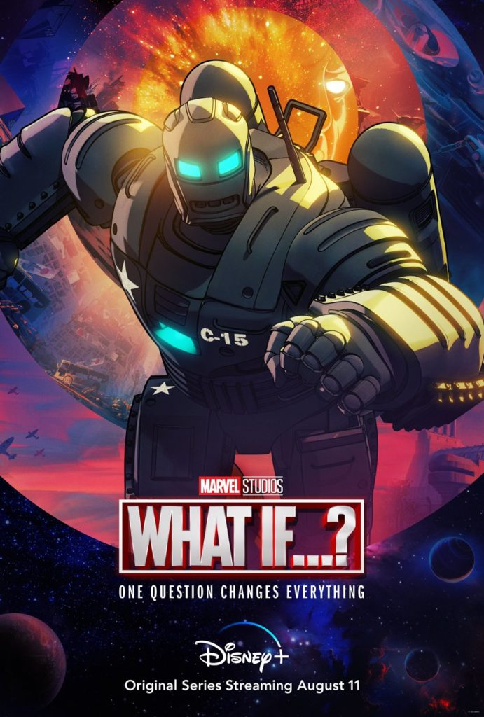 Póster de la serie What If...?
