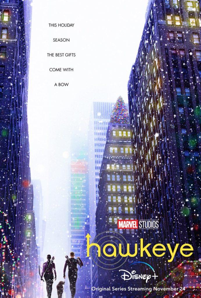 Póster de Hawkeye